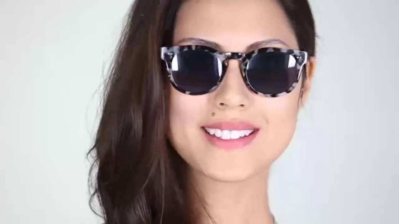 032e9a5585 Horizon Sunglasses in Marbled Tortoise for Women