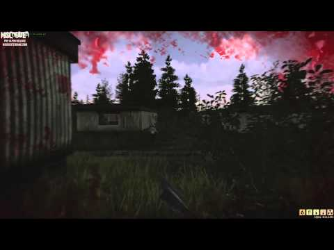 Miscreated Gameplay Part 6 - Surprise Attack! (Pre-Alpha Gameplay)