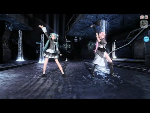 [PV Front Camera] World's End Dancehall (Live Dance Edition) - Project DIVA Arcade