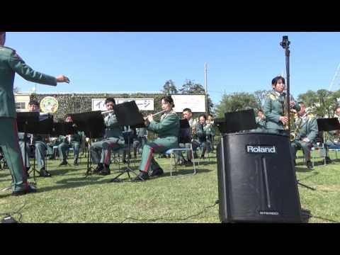 Sakamoto Fuyumi Medley - Japanese Army Band