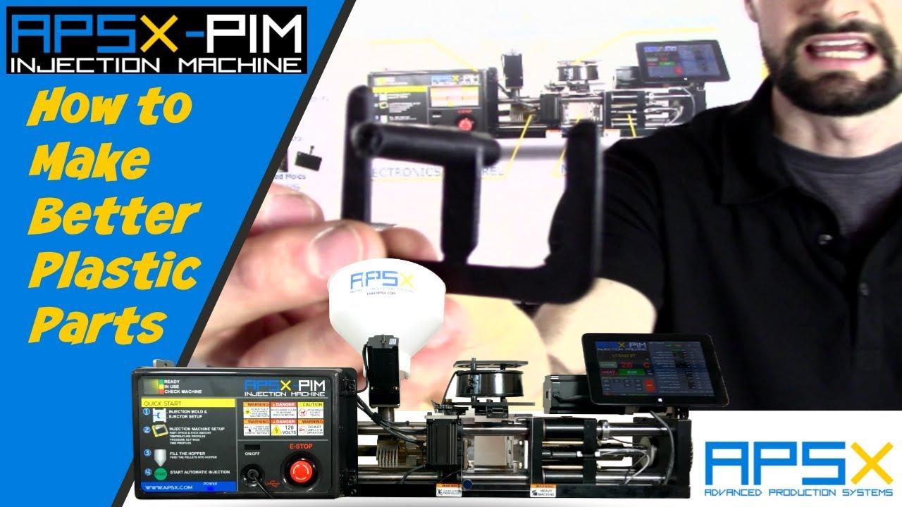 APSX-PIM Plastic Injection Machine
