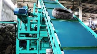 Оборудование для переработки шин в резиновую крошку, линии для переработки шин, переработка покрышек(Предлагаем высококачественные производственные линии для переработки изношенных шин в резиновую крошку...., 2014-07-28T09:01:53.000Z)