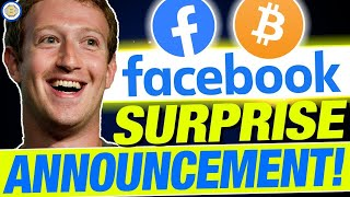 GREATEST REVEAL: FACEBOOK BUYING BITCOIN?