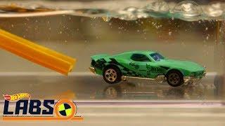 Hot Wheels лаборатория: изучаем сопротивление вместе с  машинками thumbnail