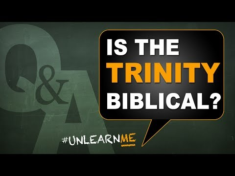 Is the Trinity Biblical? Is God a Trinity? Q&A