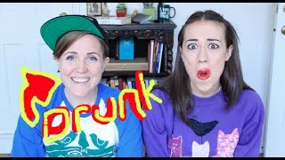 HANNAH HART IS A DRUNK SINNER!