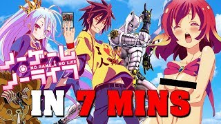 Video No Game No Life IN 7 MINUTES download MP3, 3GP, MP4, WEBM, AVI, FLV Juni 2018