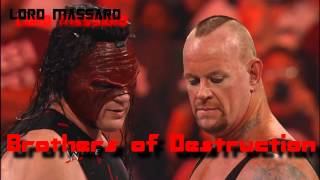 Brothers of Destruction 2012 Theme Song Arena Efects