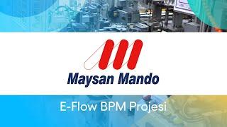 Gambar cover Maysan Mando E-Flow BPM Projesi (TR)
