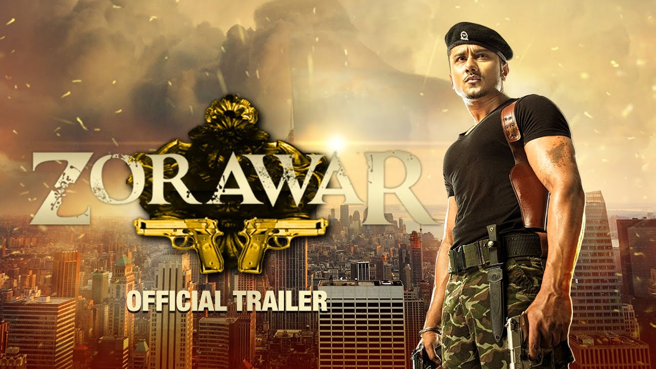 zorawar movie