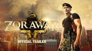 YO YO HONEY SINGH In & As ZORAWAR | OFFICIAL TRAILER | PTC Motion Pictures | PTC Punjabi