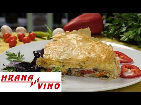 Svečana gibanica | Hrana i Vino SR