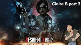 Let's Play Resident Evil 2 REmake Claire B! - Live Resident Evil 2 PS4 PRO gameplay