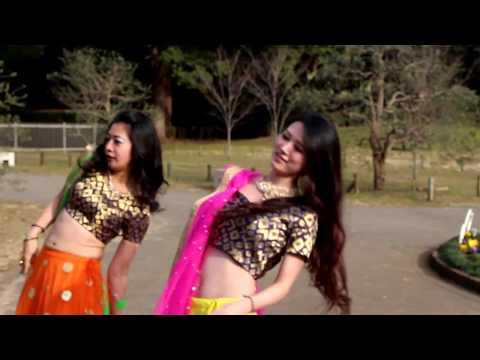 Aashiq Surrender Hua   in Yoyogi Park 代々木公園   Bollywood ボリウッド   Yu & Kaori   badrinath ki dulhania
