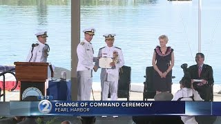 Ceremony welcomes new leader of U.S. Pacific Command