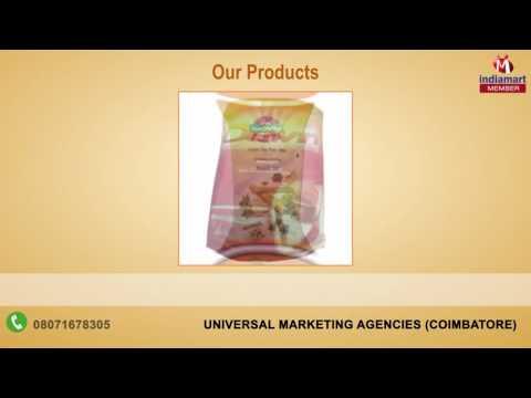 Coffee, Tea Vending Machine and Premixes By Universal Marketing Agencies, Coimbatore