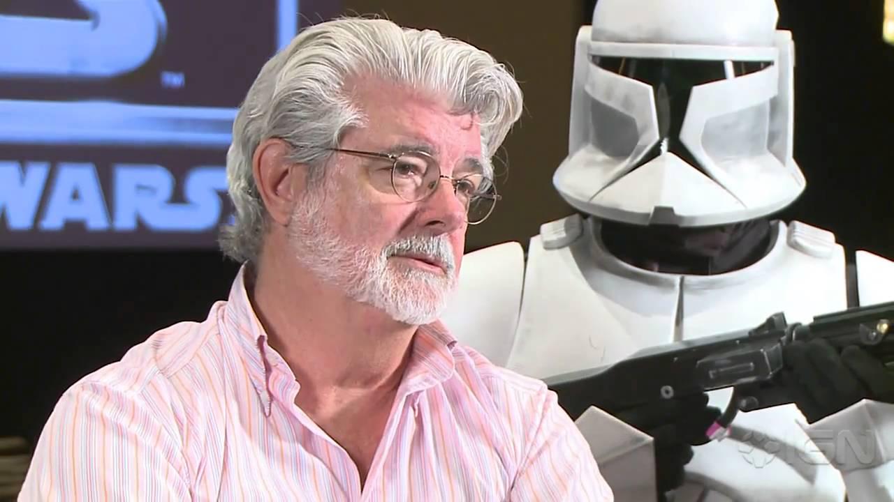 George Lucas Talks Indiana Jones 5