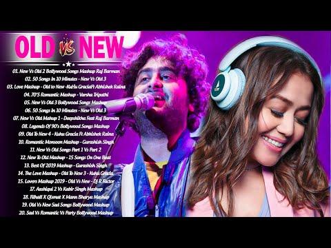 Old Vs New Bollywood Mashup 2021 \ Romantic Hindi Love Songs Mashup Remix - InDiAN MaShUp 2021