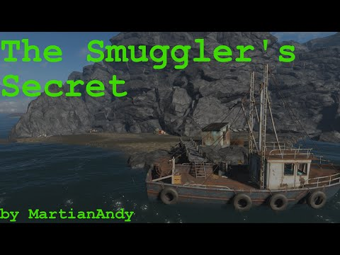 Fallout 4: The Smugglers Secret, Walkthrough, ALL Key, Key Card, AND EVERYTHINGS LOCATIONS!!!