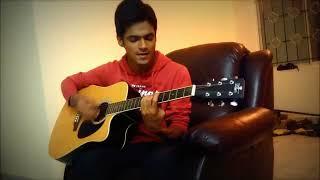 Hasi Ban Gaye   Hamari Adhuri Kahani   Guitar Cover   Emraan   Vidya