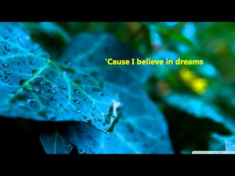 Janno Gibbs - I Believe In Dreams w/ Lyrics
