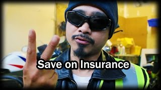 Save on Motorcycle Insurance & No-Brainer Savings Tips