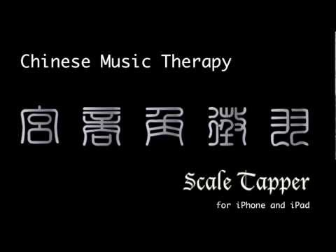 Chinese Music Therapy with Scale Tapper
