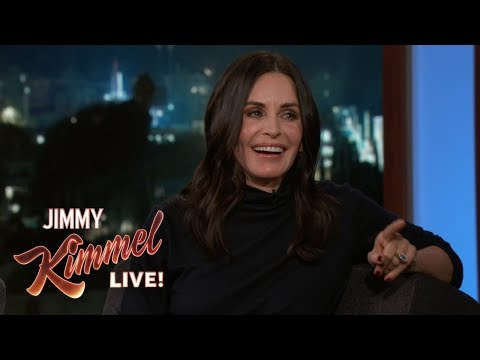 Courteney Cox on New Documentary Series About Babies