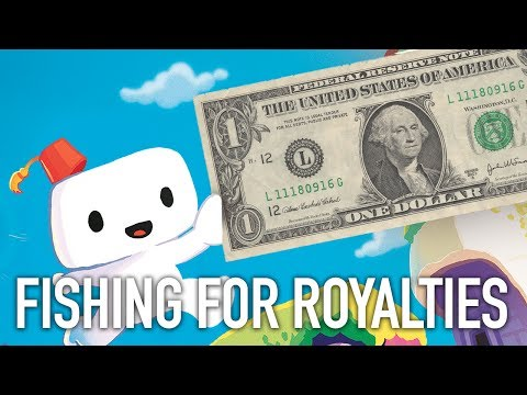 Fishing for Royalties - Who Owes What to Whom in Video Game Coverage