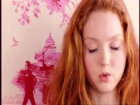 Lily Cole reads a written part of her mother