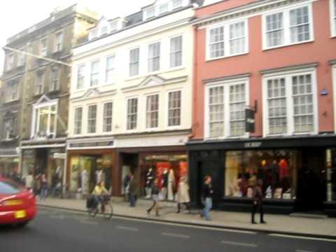 High Street, Oxford, England