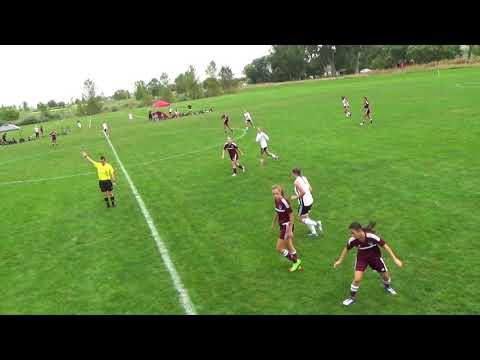 170909 U19G Premier vs Cheyenne