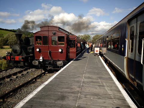 Downpatrick & County Down Railway 9/9/18