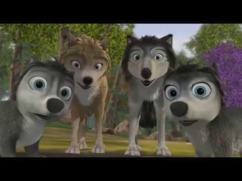 Мультфильм про волков альфа и омега 4