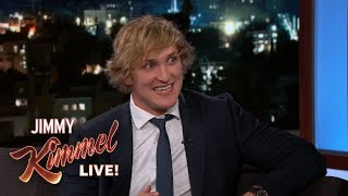 connectYoutube - Logan Paul on Losing 15% of His Testicle