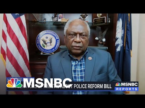 House Majority Whip Rep. Clyburn Talks Police Reform, Infrastructure