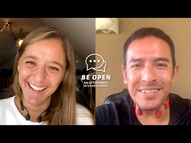 AfterShokz | Be Open with Leo Manzano