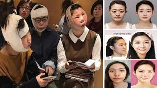 3 Women Detained at Airport after Plastic Surgery left them looking nothing like passport photos