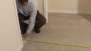How to measure your house for carpet installation