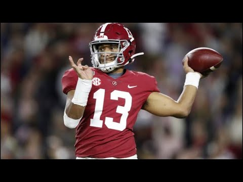 Why the Chargers should trade up for Tua Tagovailoa