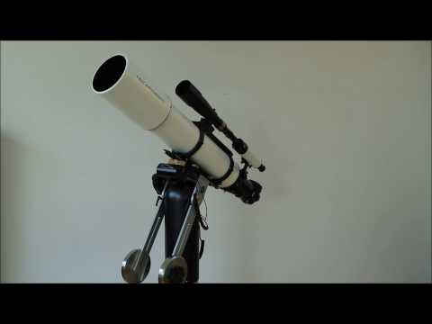 TTS-160 Panther telescope mount with rOTATor