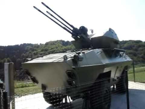 Slovenia   Tank Monument