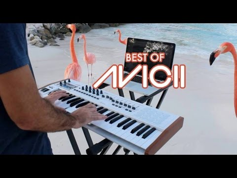Best of Avicii - Alex Luciano (Piano Medley Tribute 2016)