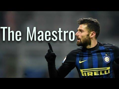 Antonio Candreva - The Maestro | Inter 2016-17|