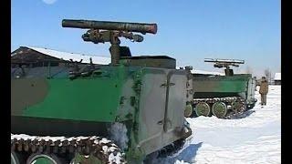 "МТ-12 ""Рапира"" и ПТРК ""Штурм-С"" Армянской Армии/ MT-12 ""Rapira"" and ATGM ""Shturm-S"""