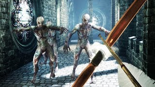 Intense Virtual Reality Bow Combat! - In Death Gameplay - Oculus Rift VR (Sponsored)