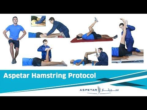 34 Aspetar Hamstring Protocol Full Video YouTube
