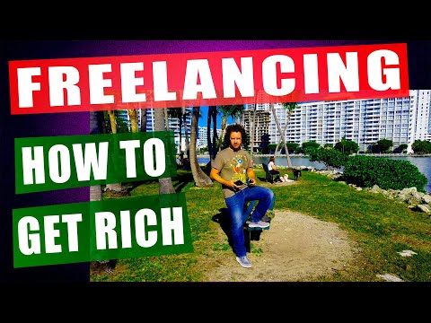 How To Get Rich As A Freelancer. Software Developer Day In The Life. PHP Developer. Programing