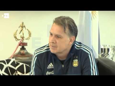 """Gerardo """"Tata"""" Martino enfocado en que """"Argentina tiene que ganar la Copa América"""""""