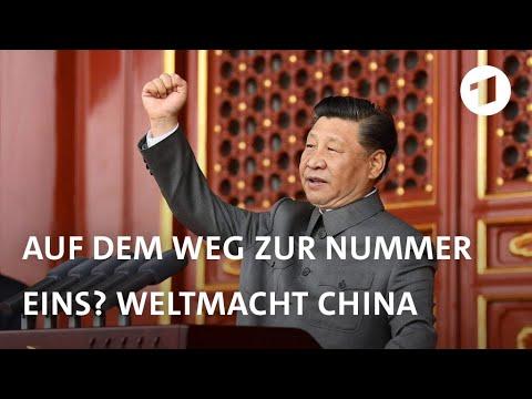Auf dem Weg zur Nummer Eins? Weltmacht China | Weltspiegel extra